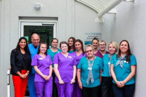 Treetops dental team